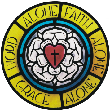Grace Alone Faith Alone Word Alone